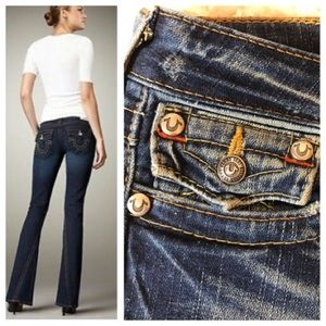 True Religion Joey boot cut limit edition jeans